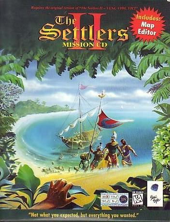 Settlers 2: Mission CD